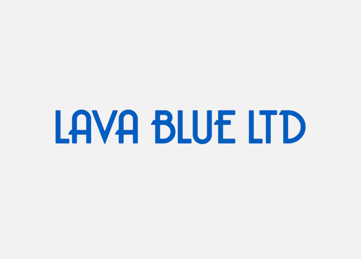 Lava-Blue